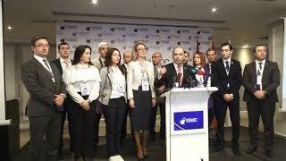 Լուսավոր Հայաստանը պատասխանում է լրագրողների հարցերին
