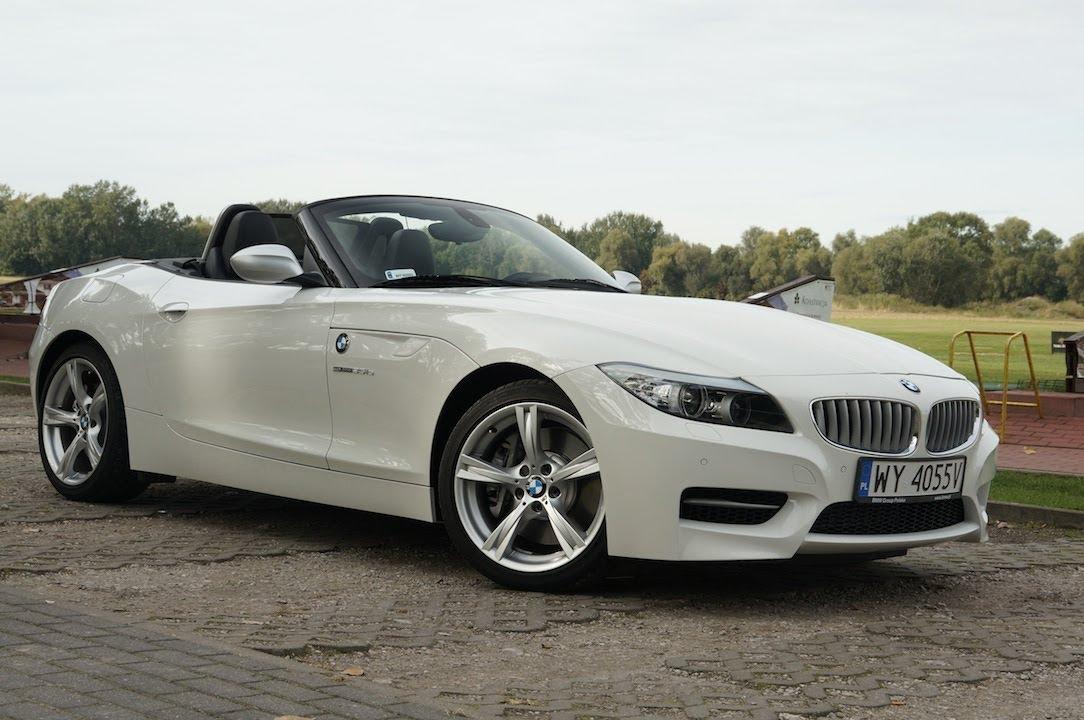 TEST BMW Z4 sDrive35is - YouTube