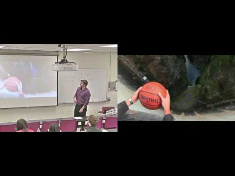 Lecture 23  Magnus Effect and Viscous Flow Video and Slides Enhanced Quality