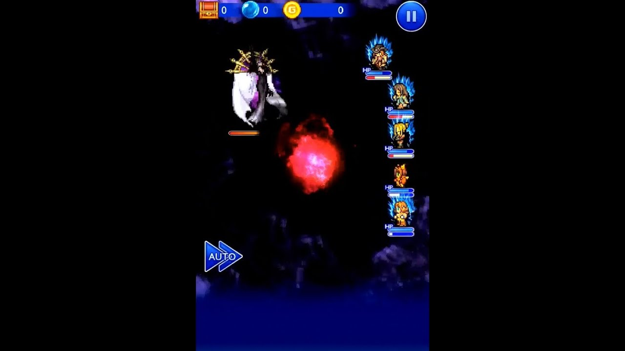 how to get out watercell ffrk
