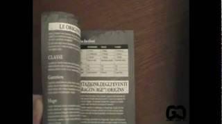 Unboxing - XBOX 360 - Dragon Age 2 Bioware Signature Edition