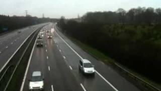 Crawley Town convoy