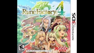 【Citra】Rune Factory 4 Gameplay + Download 2020