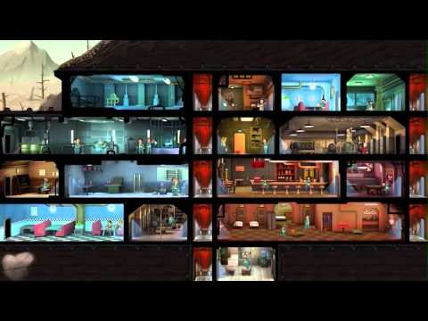 Fallout Shelter - официальный трейлер