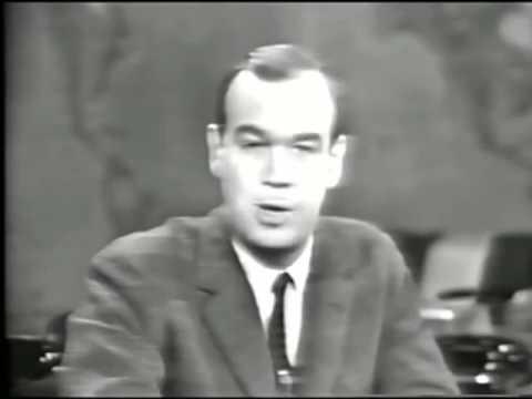 CBS Evening News, November 3, 1964