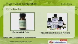 Herbal Body Massage Oil and Sesame Organic Oil by Shiv Sales Corporation, Delhi