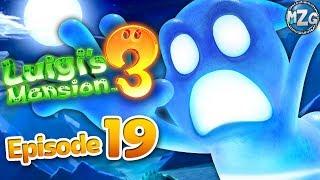 Scarescraper! Boolossus Boss! - Luigi's Mansion 3 Gameplay Walkthrough Part 19