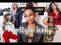 My Style Icons | Celebs & Youtubers