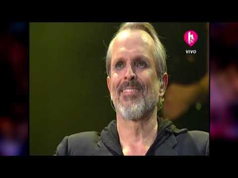 Miguel Bosé - Te amaré (Viña 2018)
