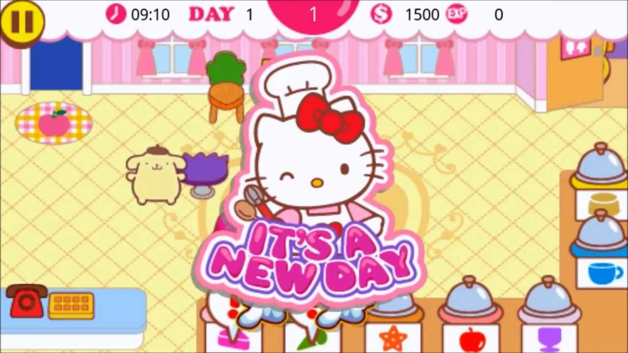 Uncategorized Hello Kitty Game hello kitty cafe on android game play youtube play