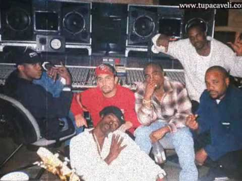 2Pac Featuring Bone Thugs-N-Harmony - Untouchable (Swizz Remix)