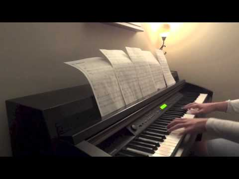 'It's All About You' Mcfly Piano Cover