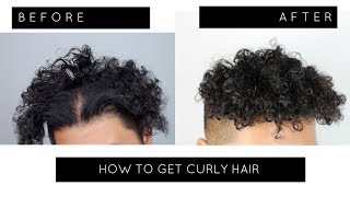 How To Perm Your Hair At Home! |Curly Hair Tutorial | TIGHT CURLS| (HEATLESS + EASY) |  BRANCH1302
