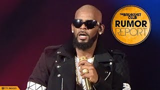 R. Kelly Has Been Arrested For Multiple Federal Sex Crimes