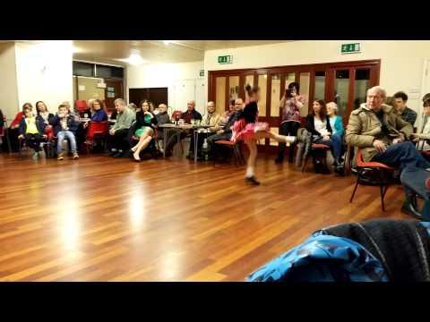 Irish Dancing. St. John Fisher. Adrian Kelly