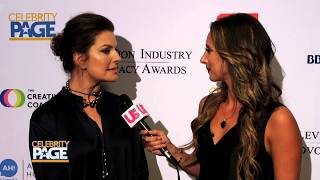 2018 Television Industry Advocacy Awards: The Giving Carpet | Celebrity Page