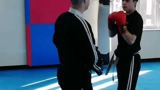 Joshua Munro at Humber Martial Arts