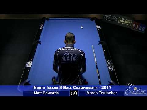 2017 North Island 8-Ball Championship - Final