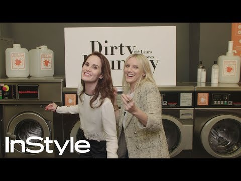 Michelle Dockery's Longtime Favorite PJs Are Surprisingly Affordable  InStyle