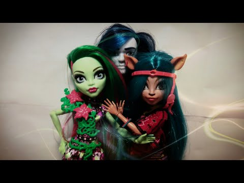 The outsiders | We're getting out of here | Ep. 03 - Monster high stop motion series