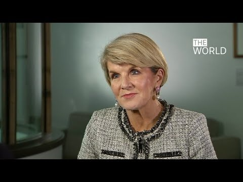 MH17: Julie Bishop says Russia has questions to answer over flight's downing