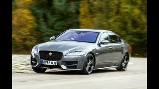 Aceleration Type Jaguar XF System Awd,And Top Performance