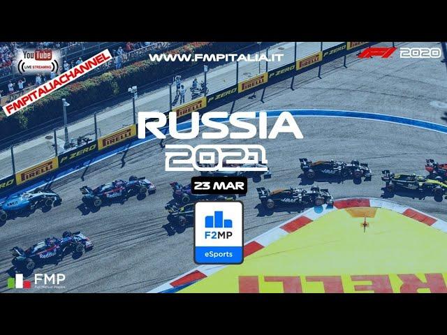 F2MP - #17 RUSSIA | FMP ITALIA