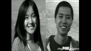 Thug black robbers murder two Chinese USC students Ming Qu and Ying Wu in Los Angeles