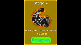 Stage 4 99X Muscle Lifting simulator Roblox