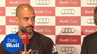 Pep Guardiola: Schweinsteiger Can Shine At Manchester United   Daily Mail