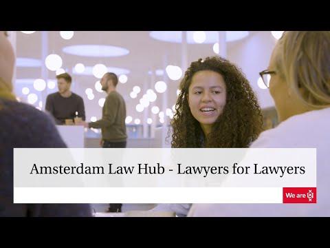 Amsterdam Law Hub - Lawyers for Lawyers