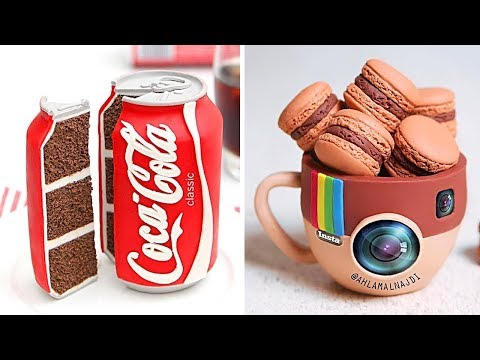 My Favorite Cake Videos | Awesome Cake Decorating Ideas For Family | Yummy Cake Design