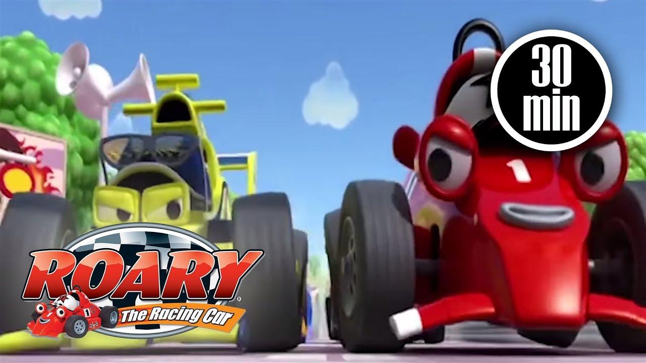 Watch Roary The Racing Car