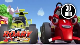 Video Roary the Racing Car Official | Motormouth | Full Episodes download MP3, 3GP, MP4, WEBM, AVI, FLV Maret 2018