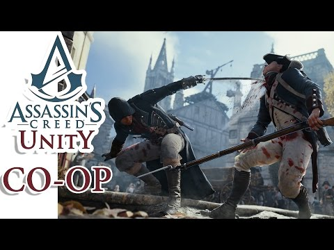 Assassin's Creed: Unity - Co-op w/ H2O Delirious (Napoleon's Dynamite)