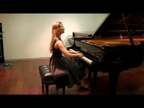 Bethoveen Sonata op.2 n.3 I. Allegro con brio  Varvara Tarasova (piano)