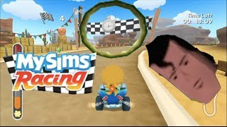 My sims racing episode 4:Supersims 64