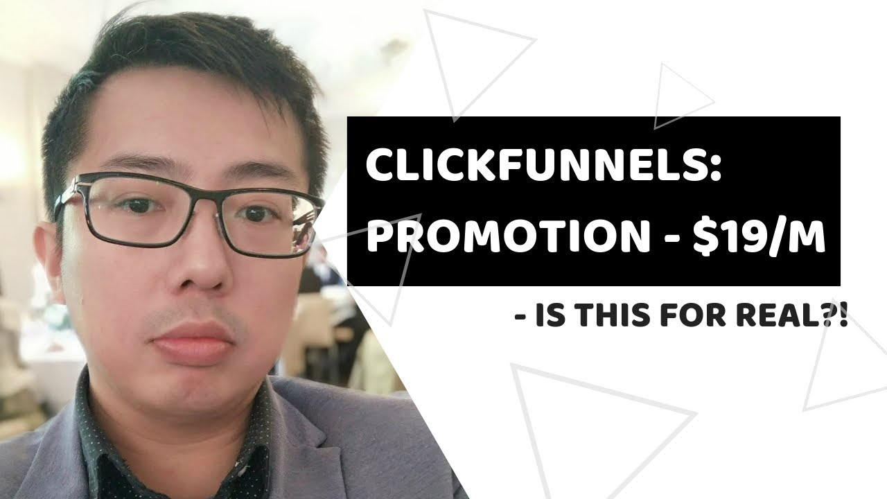 How to Start ClickFunnels with JUST $19 per month   Russell's Going to be MAD!