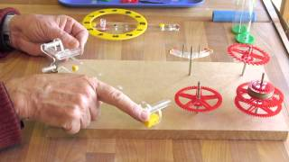 Brian Law's Woodenclocks Clock 19 Part 1