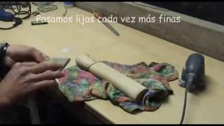 Fabricación de Dildo Casero - Homemade Sex Toy