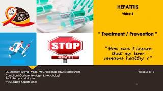 HEPATITIS - Treatment & Prevention