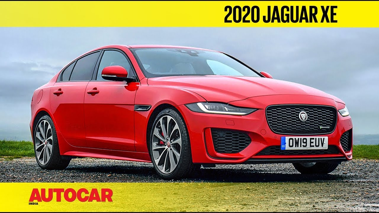 Jaguar Land Rover Released New 2020 Jaguar XE In India-₹44.98లక్షలతో నూతన మోడెల్