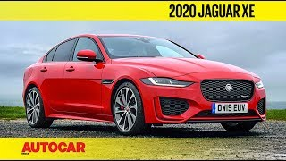 2020 Jaguar XE I First Drive I Autocar India