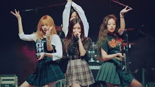 블랙핑크 BLACKPINK 불장난 PLAYING WITH FIRE 170516 명지대 4k Fancam