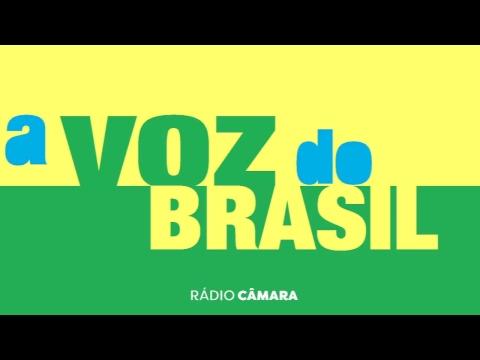 A Voz do Brasil - 23/03/2018