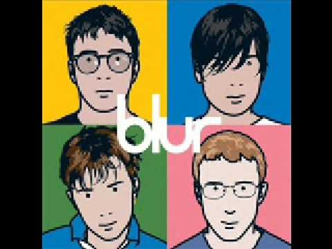 Клип Blur - Let's All Go Down the Strand