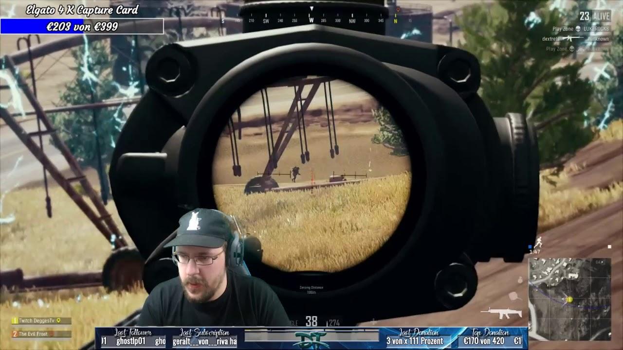 Xbox PUBG Deutsch/German DUO 23 Kills Zerstörung
