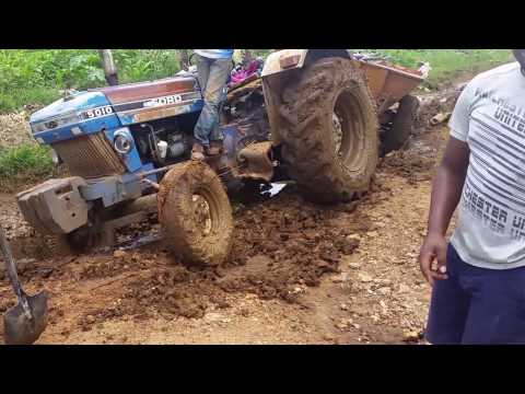 State of roads in kadoma