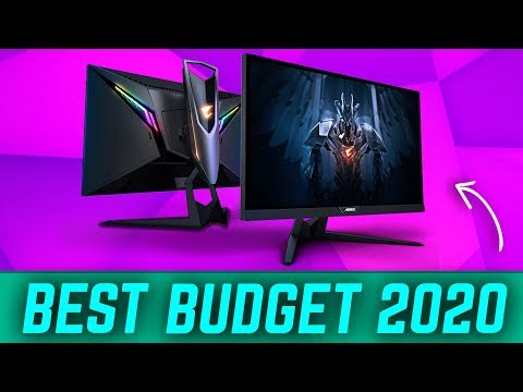 Top 3 CHEAP Gaming Monitors In 2020 Under $200! For PC, Xbox One & PS4!