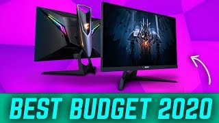 Top 3 CHEAP Gaming Monitors in 2020 under $200! For PC, Xbox One u0026 PS4!